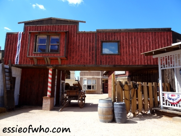 Old Tuscon Studios 2012