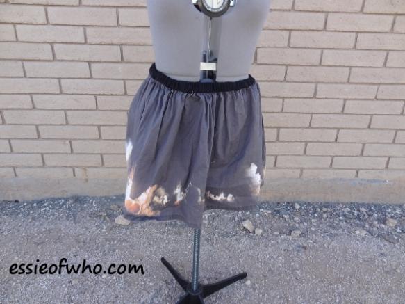 rocket skirt