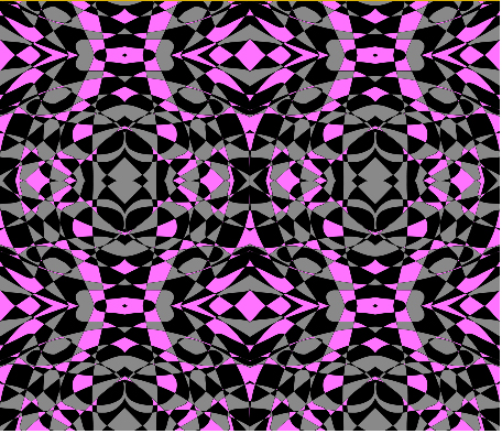 pink grey abstract fabric