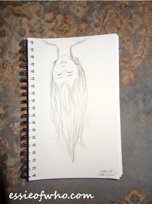daily sketches september 2015 (2)