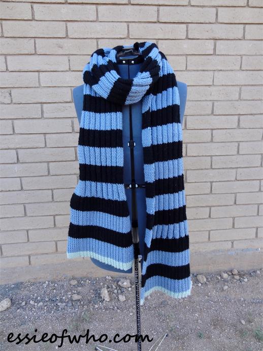 amy pond scarf